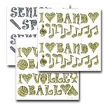 Word Set Stickers