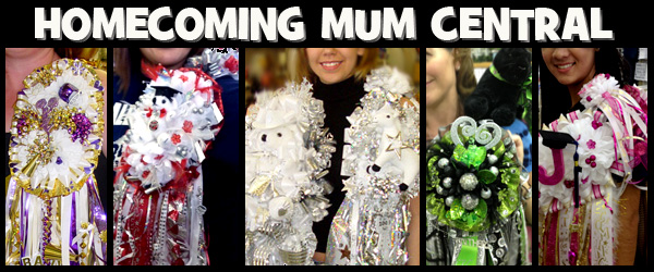 Homecoming Mum Central